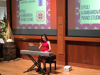 Christmas Concert @ The Frazier History Museum