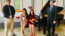 Piano Recital in June