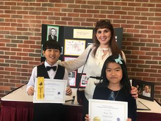 We Won a Prestigious Piano Competition!