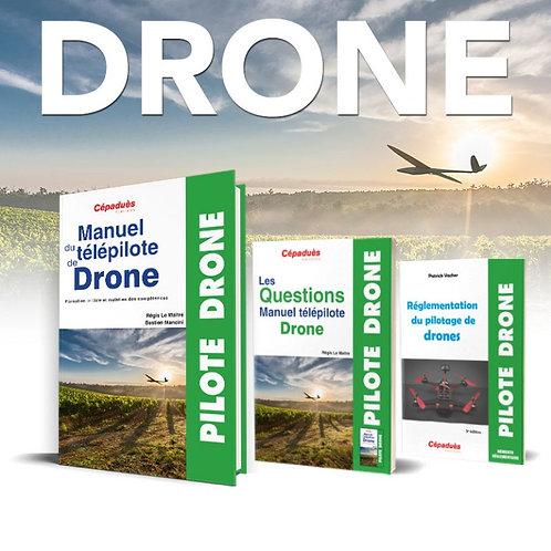 Pack Révision Spécial Drone