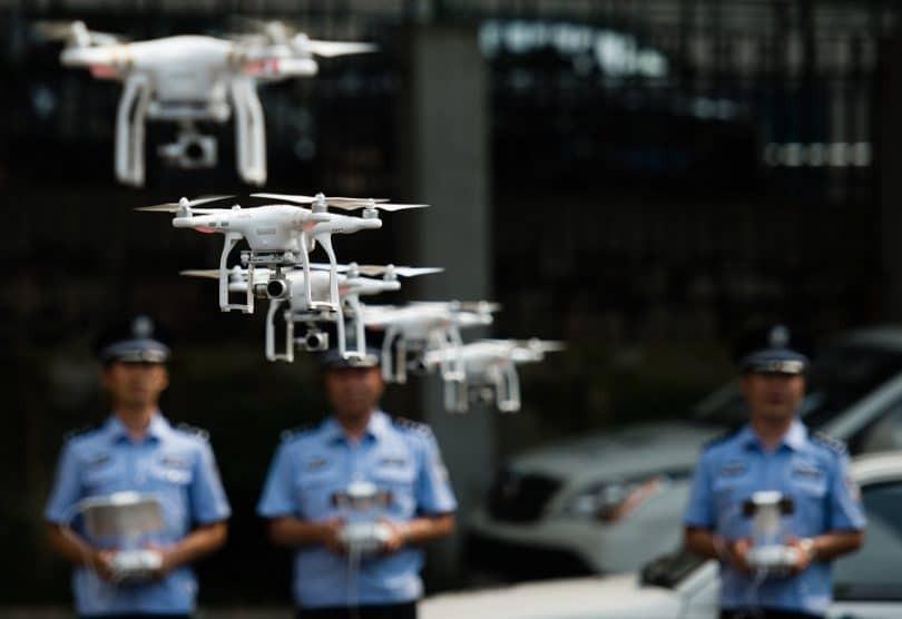 Réglementations drone - 7CIS