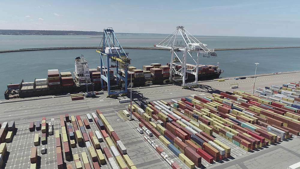 Port du Havre - Port 2000 - TNMSC