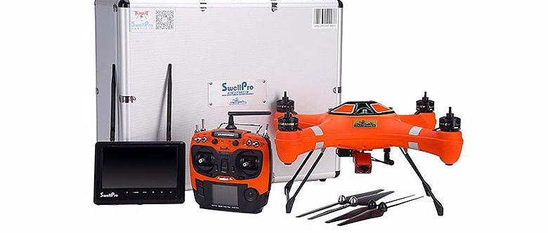 PACK SPLASH DRONE 2