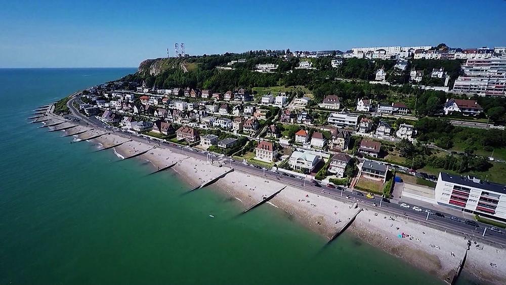 Image Drone : 7CIS Le Havre