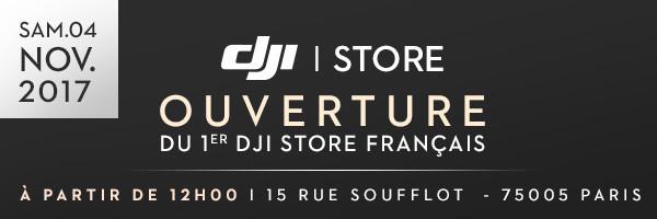 DJI STORE PARIS