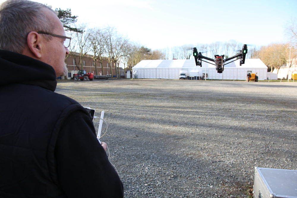 FORMATION DRONE 7CIS