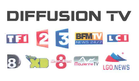 DIFFUSION TV