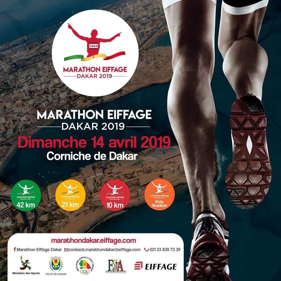 Découvrez le Marathon EIFFAGE à DAKAR