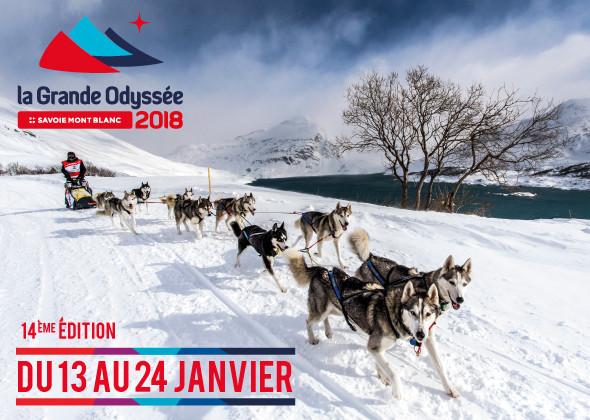 J-15 avant le départ de La Grande Odyssée Savoie Mont Blanc