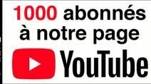 +1000 Abonnés