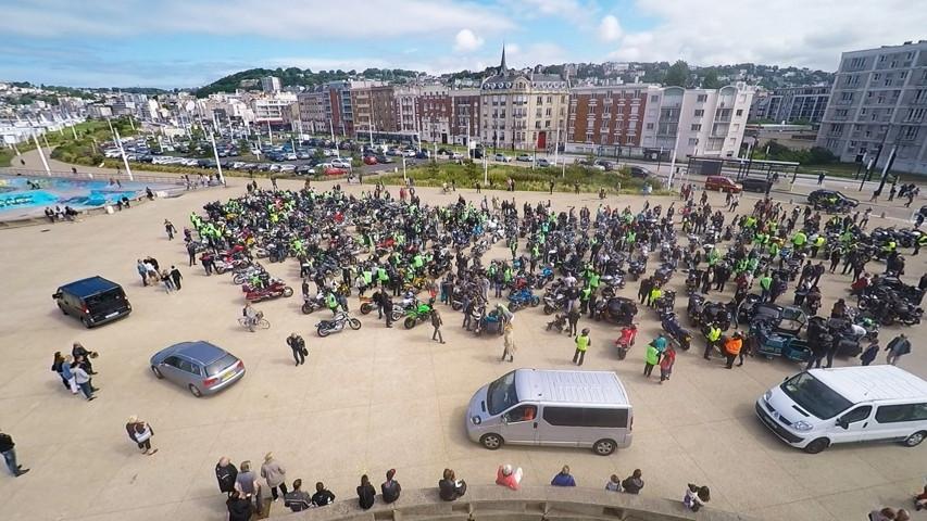 Image Drone : 7CIS (Ligue Havraise) MAS Rouelles