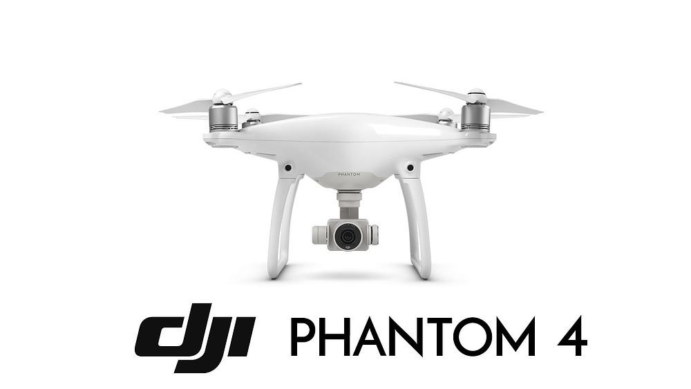 Achetez le Phantom 4 - Homologué S1-S2-S3