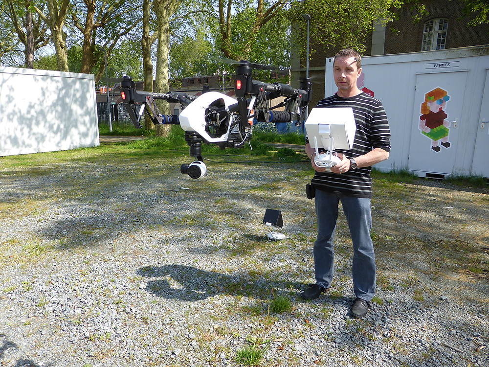 Formation Télépilote d'aéronefs (Drone) 7CIS