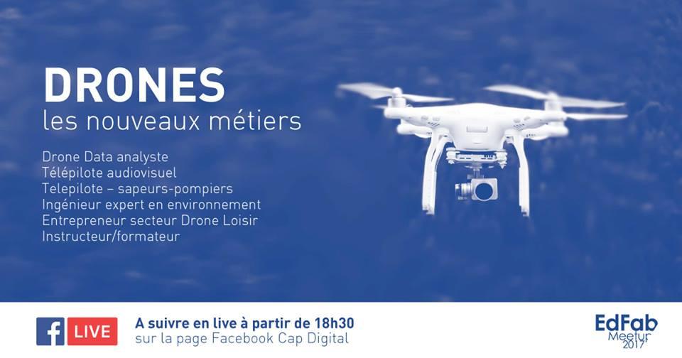 Les métiers du drone - 7CIS
