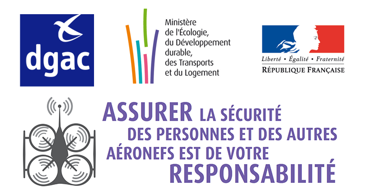 Réglementation Drone France -7CIS