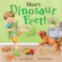 Max's Dino Feet Cv Penelope Pratley.jpg