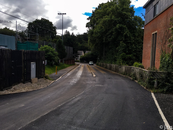 Abeydale road sports club Resurfaced 10m