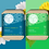 Thumbnail: As Nature Intended Twin box - Nettle and Calendula - Chamomile and Yarrow