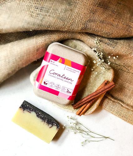Cinnamon Swirl - Cinnamon, Oat and Almond Exfoliating Scrub
