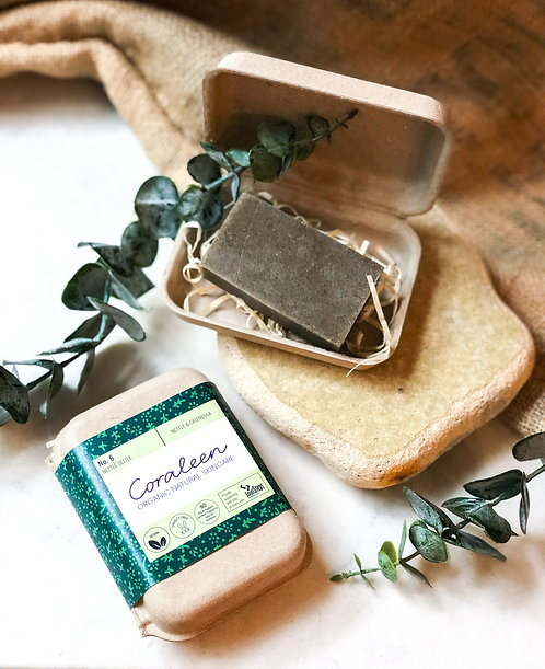 Nettle Settle - Nettle and Calendula Soap Bar