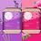 Thumbnail: Flower Power - Floral Twin Box - Lavender de Provence - Rose Geranium