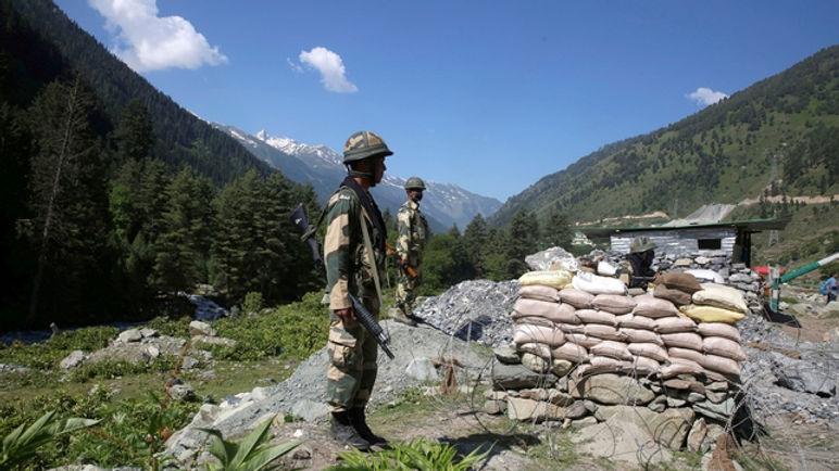 Soldados-paramilitares-Ladakh-China-Hima