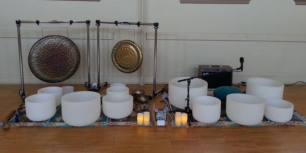 Soul Soothing Sound Bath-THIS EVENT IS FULL and CLOSED to REGISTRATION