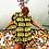 Thumbnail: Danfo Danshiki Tunic Dress