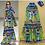 Thumbnail: Off the Shoulder Sash Bow Detailing Printed dress