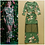 Thumbnail: Printed Flowers Tulle Laid Over Patchwork Dress