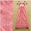 Thumbnail: Off the Shoulder Embroidery Flowers Lace Dress
