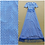 Thumbnail: Embroidery Hollow Out Tassel Patchwork Dress