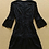Thumbnail: Embroidery Flowers  A Line Dress