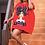 Thumbnail: Hand-Painted Danshiki Tunic Dress