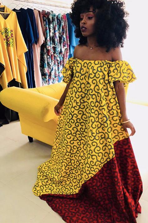 Asa Maxi Dress