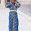 Thumbnail: Silk & Ankara Jumpsuit
