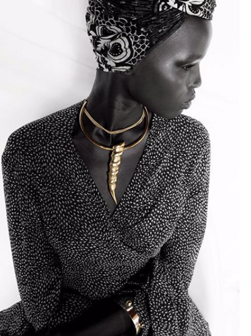 Lisimba Choker Necklace