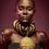 Thumbnail: Sakyi17 Statement Afro Necklace