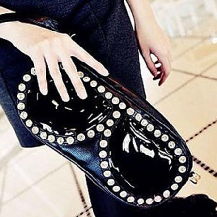 Sunglass clutch bag