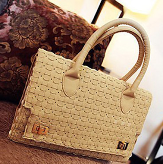 Braided Satchel CB002