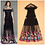 Thumbnail: Lace Bodice Patchwork Tulle Laid Over Embroidery D