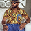 Thumbnail: Men Mixed Print Short Sleeves Shirt & Pant