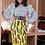 Thumbnail: Polka Dot & Ankara Midi Dress