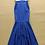 Thumbnail: V Neck Sleeveless Lace Patchwork Hi Lo dress