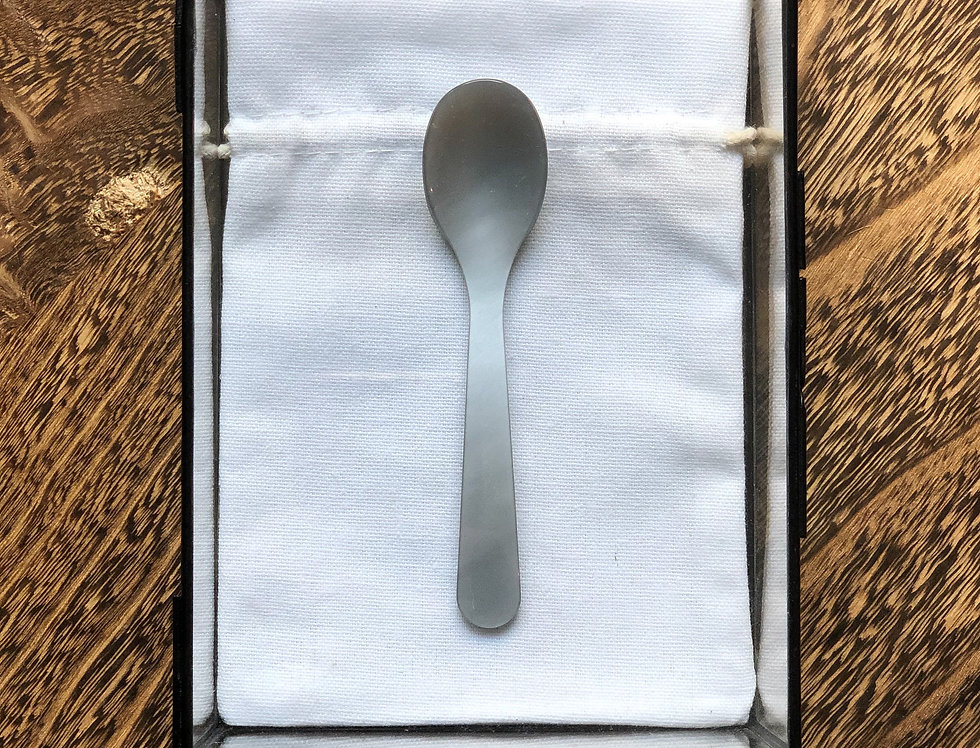 Lepels koffielepels zilver coffee spoon