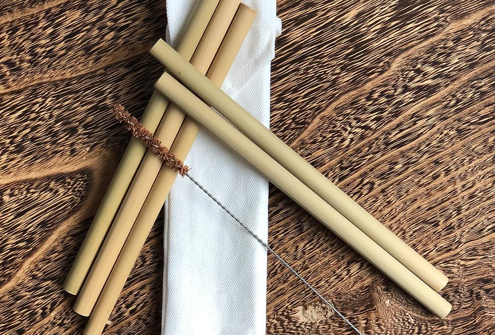 Bamboe rietjes | set van 5