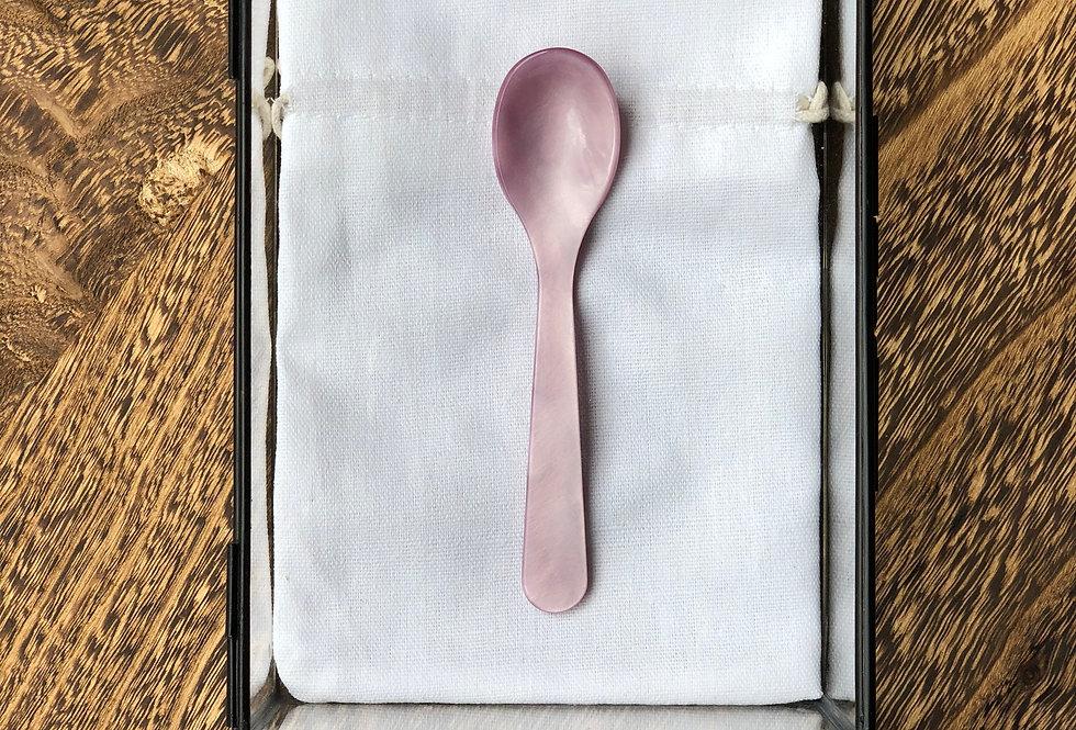Handmade Coffee Spoon | Lilac