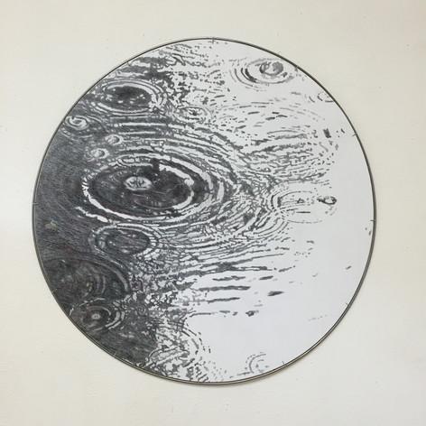 """""""Moonpond,"""" 2015"""