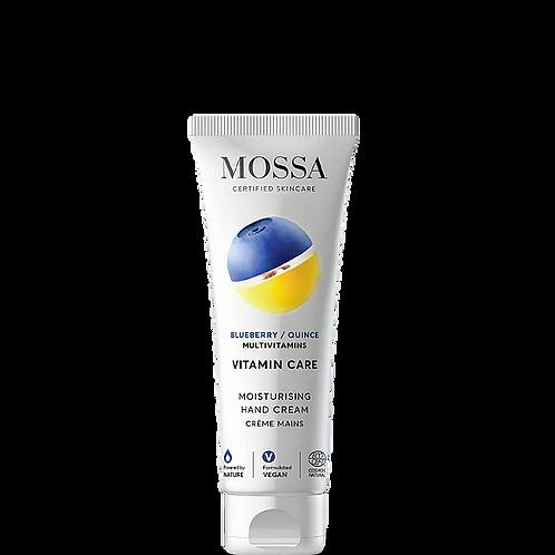Handcreme, natürlich, Mossa Cosmetics