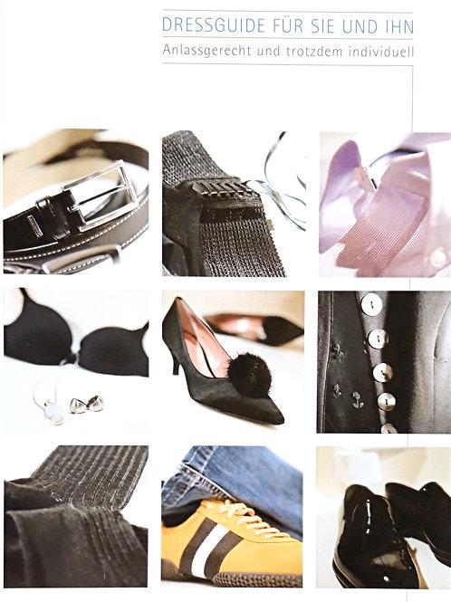 Buch: Dressguide für Sie und Ihn - Anlassgerecht und trotzdem individuell